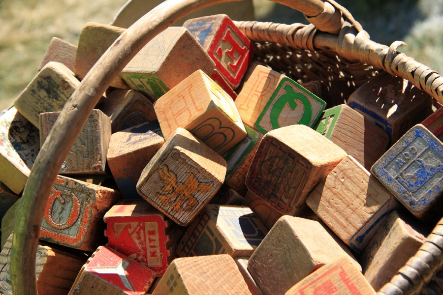 Wooden Blocks Your Choice