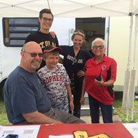 Oronoco Gold Rush volunteers enjoy returning to volunteer.