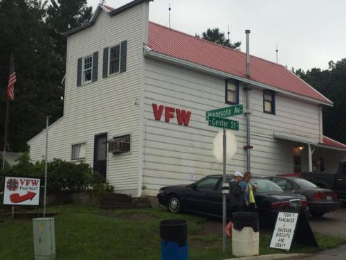 VFW Oronoco