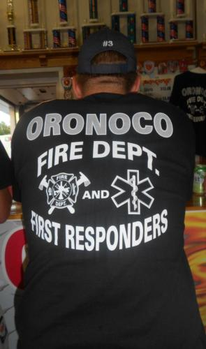 Fire Department and First Responders